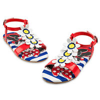 Disney Store Minnie Mouse Daisy Sandals Shoes 9 11 12 Girls
