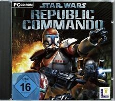 Star Wars Republic Commando (PC CD-ROM) - nuevo & inmediatamente