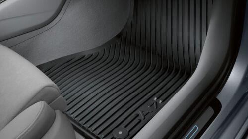 Original Audi A7 Gummimatten für vorne und hinten,A7 Gummifußmatten,A7 Modell 4G