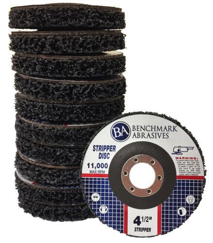"4-1//2/""x7//8 Paint /& Rust Easy Strip /& Clean Disc 10"