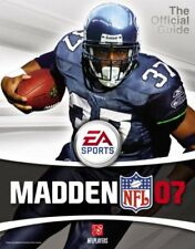 Madden nfl 2007 (prima official game guide): kaizen media group.