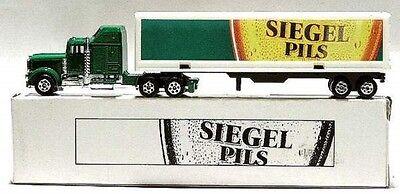 Biertruck-nr.01 Rar! ovp Kw 60 € Sonderabschnitt Siegel Pils Kenworth W900b Sz