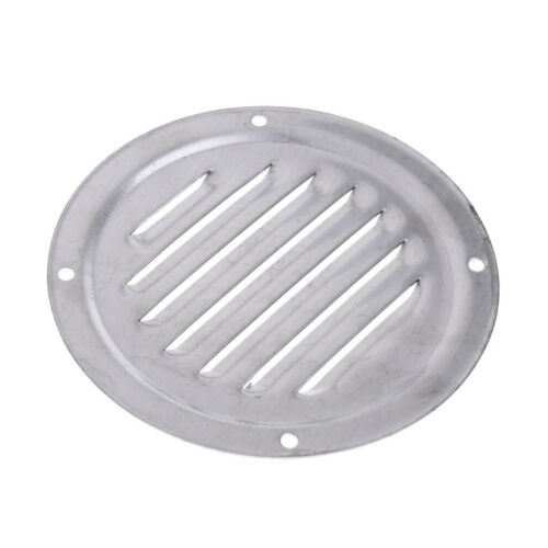 """8PCS 4/"""" Stainless Steel Round Louver Air Vent Marine Boat Vent Ventilation"""