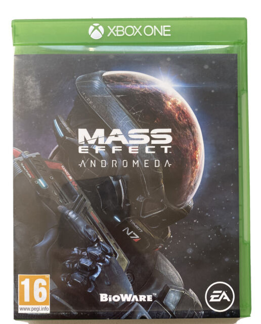 Mass Effect Andromeda Xbox One Game Free Post Pal
