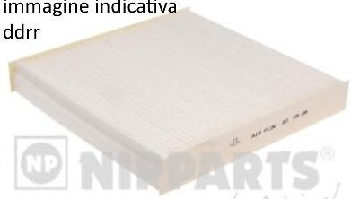 FILTRO ABITACOLO ARIA CONDIZIONATA HONDA CIVIC 1.3 1.4 1.6 KW 55  60  J1344004
