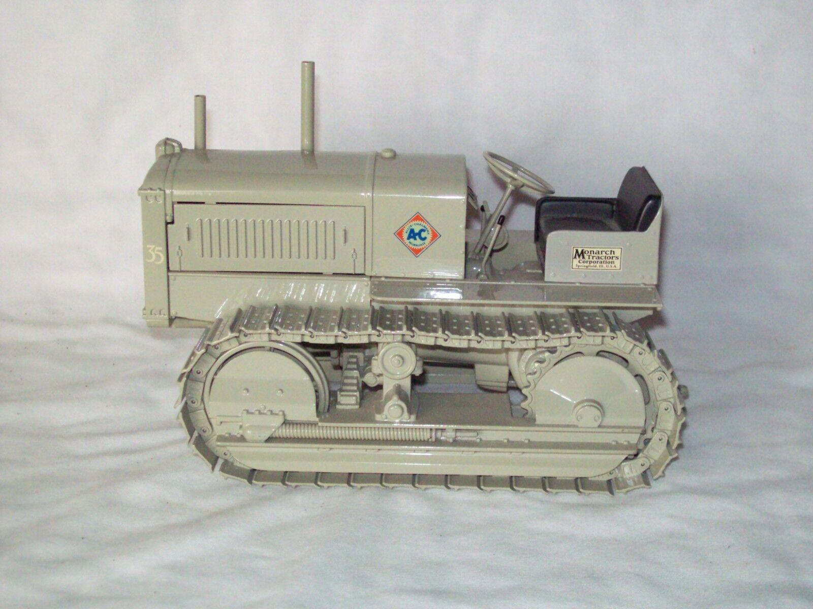 raros   Allis Chalmers tractores oruga  monarca Tractor Corp.