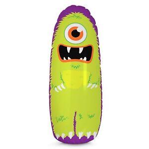 Details About The Beast Inflatable Bop Bag Monster Design Knock Punch Kids Childs Novelty Gift