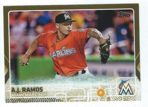 COMPLETE YOUR SET #1 PICK FROM LIST 2015 Topps Update GOLD parallel #//2015