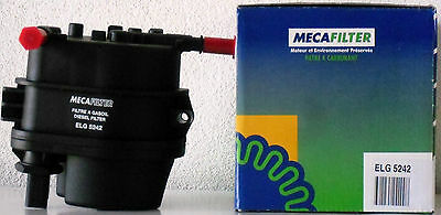 Mecafilter ELG5238 Mecafilter Filtro Carburante