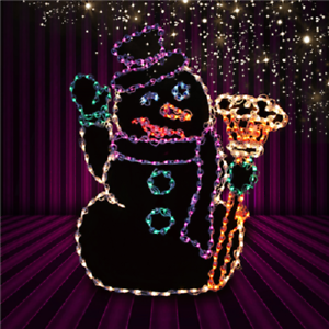 Snowman-with-Broom-Christmas-Winter-Outdoor-LED-Lighted-Decoration-Wireframe