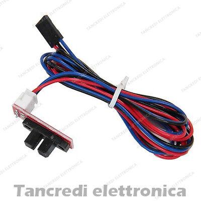 Finecorsa Ottico Optical Endstop Con Cavo Stampante 3d Ramps 1.4 Reprap Switch Originale Al 100%