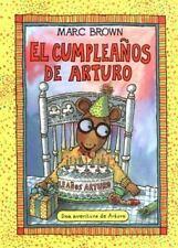 El Cumpleanos de Arturo by Brown, Marc Tolon