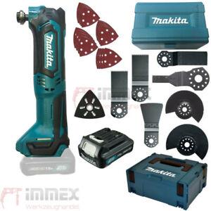 Makita-TM30DY1JX5-Akku-Multifunktionswerkzeug-Multitool-Fein-10-8V-1-5Ah-Zubehoer
