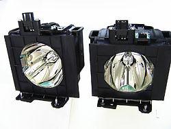 PT-DF5700 LAMP REPLACEMENT BULB FOR PANASONIC PT-D5700U LAMP TWIN PACK