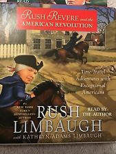 Rush Revere and the American Revolution by Rush H., III Limbaugh (2014, CD, Unabridged)