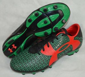 UNDER ARMOUR ClutchFit FORCE 2.0 FG Soccer Cleats Spikes Mens Size ... c8ab75a0e83d