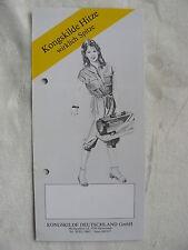 0365) KONGSKILDE Lufterhitzer T-8 - Prospekt Brochure