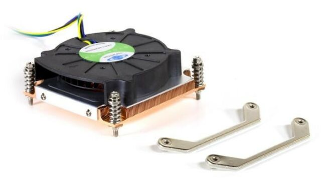 Dynatron K199 1U Server CPU Fan For Intel Xeon LGA1156 CPU Cooling Fan/Heatsink