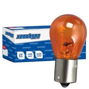 Radient 10x Py21w Xenohype Classic Bau15s 24 V 21 Watts Camion Boule Lampe Clignotant Lampe-afficher Le Titre D'origine Un Enrichit Et Nutritif Pour Le Foie Et Les Rein