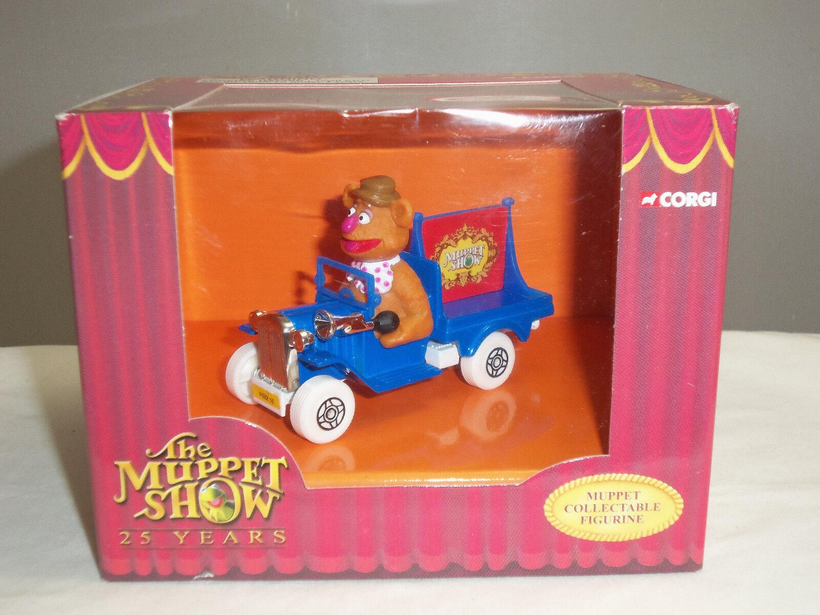 CORGI CC06602 Jim Henson Muppets ours bear figure dans Diecast Voiture Modèle