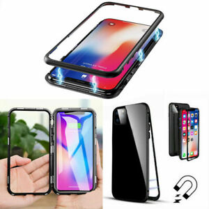 360-body-Protection-Metal-Case-9H-Tempered-Glass-Cover-For-Apple-iPhone-11-Pro