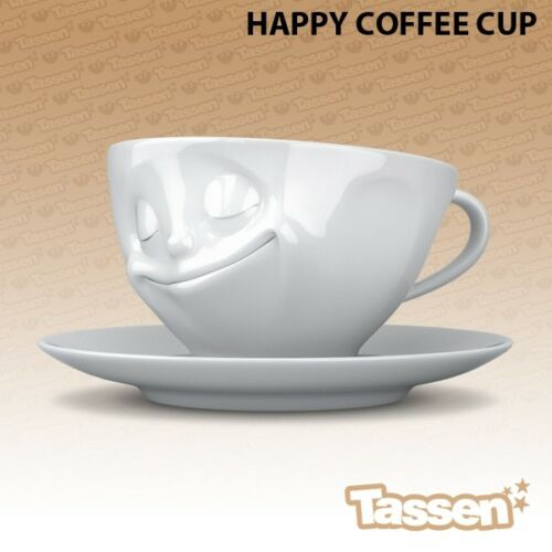 Tassen Emotion Cups kissing oh please c grinning happy coffee expression
