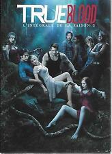 COFFRET 5 DVD ZONE 2--SERIE TV--TRUE BLOOD--INTEGRALE SAISON 3