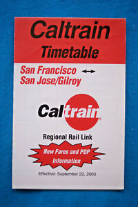 Caltrain-Schedule-San-Francisco-to-San-Jose-Gilroy-Sept-22-2003