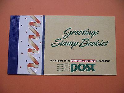 Europa Briefmarken 1990 Irland Markenhefte/stamp Booklet 'greetings' Postfrish