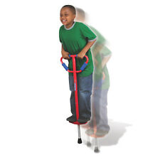 Geospace RED Jumparoo BOING Medium Pogo Stick 60-100 Lbs Active Exercise Kids 6+