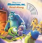 Disney Monsters, Inc. Read-Along Storybook and CD von Disney Book Group (COR) (2012, Taschenbuch)