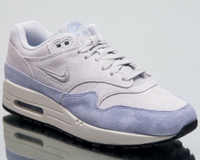 Nike Air Max 1 Premium AA0512 004 Wit Blauw 43