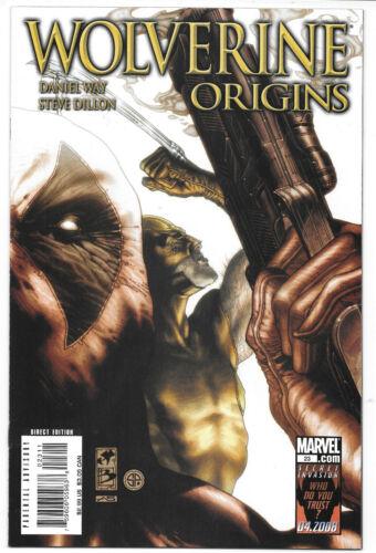 Choice Wolverine Origins #1-50 2006-2010 Marvel Comics Free Bag//Board