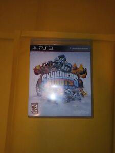 Skylanders: Giants (Sony Playstation 3, 2012) Ps3 Game Complete CIB