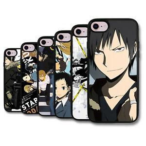 PIN-1-Anime-Durarara-Deluxe-Phone-Case-Cover-Skin-for-Various-Models