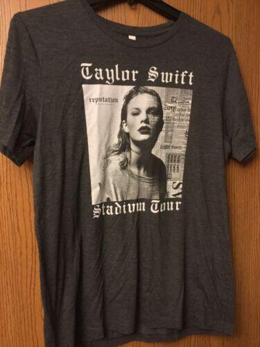 "Taylor Swift.  ""Reputation"" Stadium Tour Shirt. Gr"