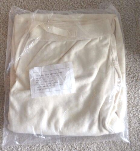 US Army Military Cold Weather Winter Lightweight Underpants drawers XX-Large