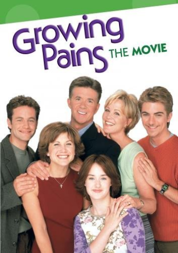 GROWING PAINS: THE MOVIE / ...-Growing Pains the Movie (US IMPORT) DVD NEW
