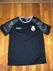 buy online 53eef 3d568 Details about Real Madrid Shirt Cristiano Ronaldo #7 Soccer Jersey Shirt  CR7 T-Shirt