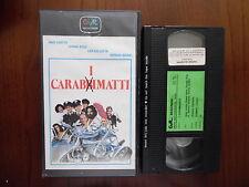 I carabbimatti (Andy Luotto, Giorgio Bracardi, Giorgio Ariani)  VHS ed. Cvr rara