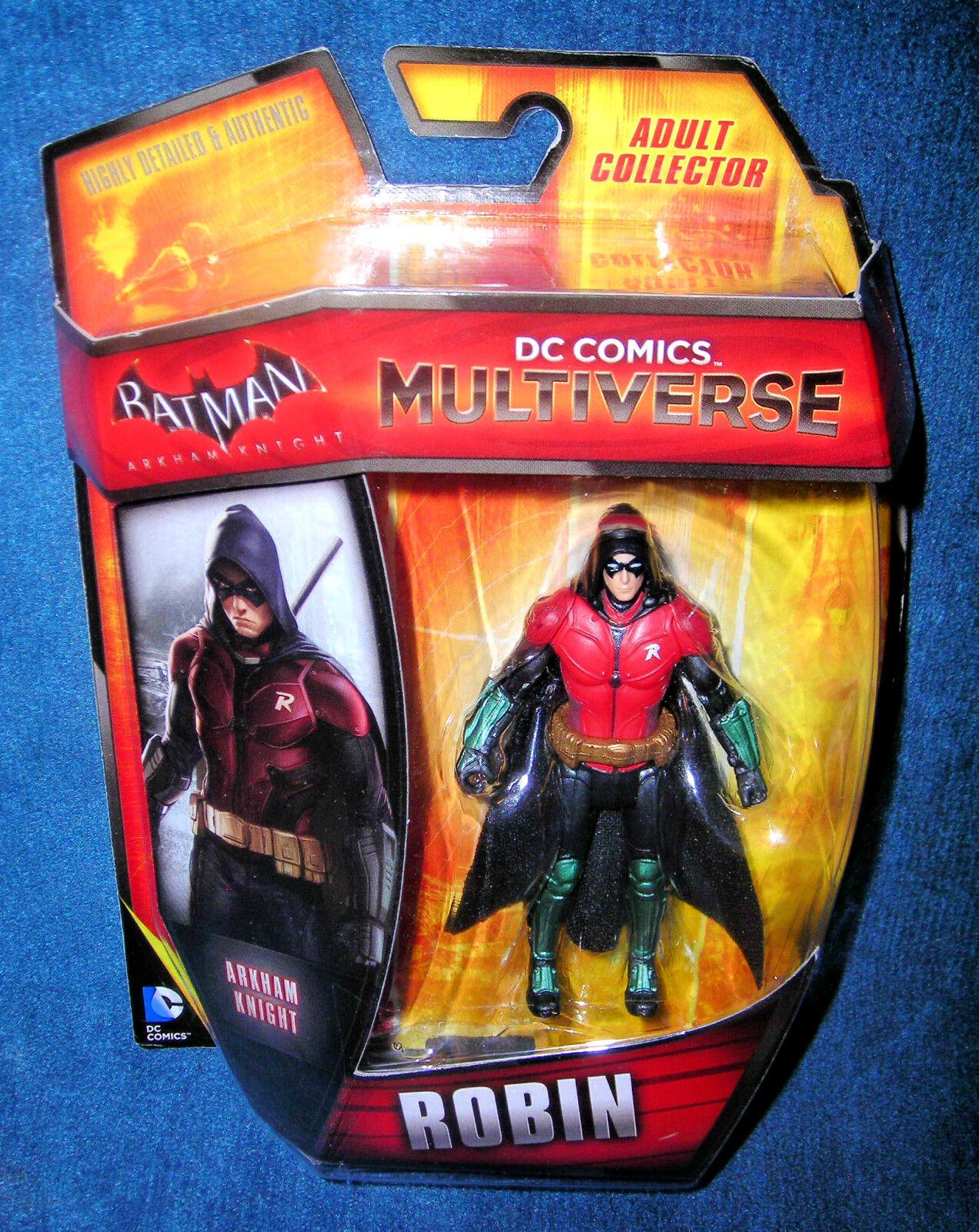 BATMAN DC MULTIVERSE ROBIN TIM DRAKE UNIVERSE GOTHAM ARKHAM LEGENDS HOT