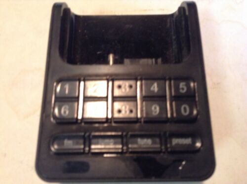 stiletto 2    vehicle Car DOCK cradle ONLY SL2  WORKING SLV2 sirius xm tested