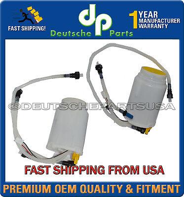Right 95562093101 95562093201 Porsche Cayenne Electric Fuel Pump Left