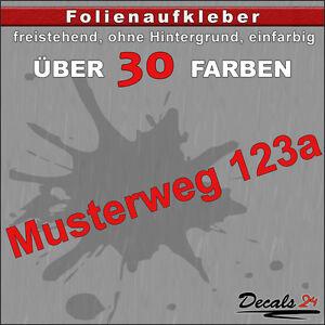 HN13-Hausnummer-Tuerschild-Aufkleber-Schild-Briefkasten-Nummern-Strasse