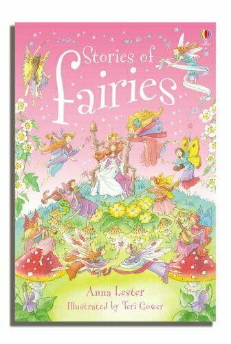 Stories of Fairies (Usborne Young Reading) By Anna Lester