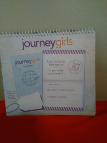 journey girls travel fashion sketch pad