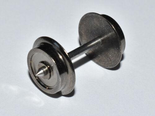 Roco H0 40196  10 Stück Achsen AC 85600 Radsatz Achsenset NEU Wechselstrom