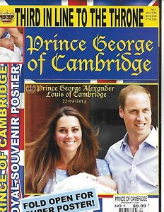 Kate-Middleton-Magazine-Special-Prince-William-And-George-Queen-Elizabeth-2013