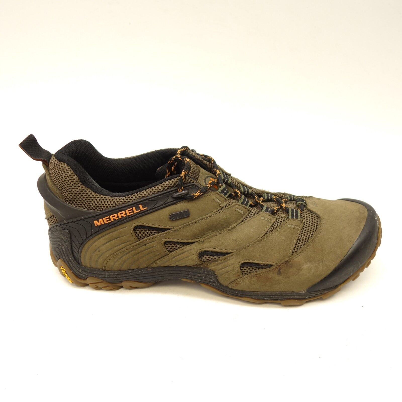 Merrell Mens Moab 2 Low Waterproof Athletic Support Hiking Trail schuhe Größe 13