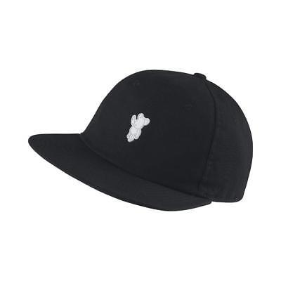 Black H86 905706 010, Strapback Cap Mens Nike SB x Medicom Japan Bearbrick